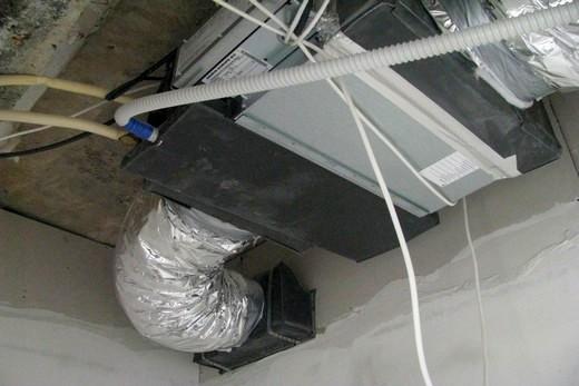 Блок Daikin кондиционера канального типа
