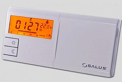 Терморегулятор электронного вида для масляного терморегулятора