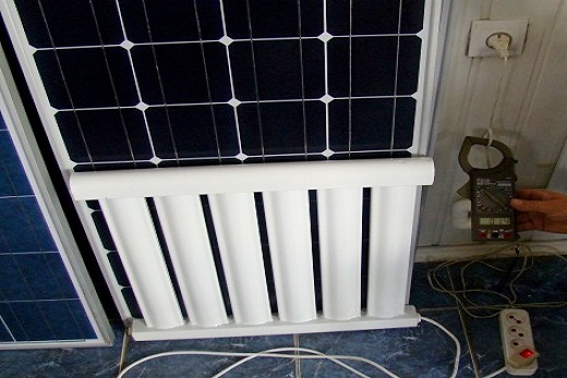 Подключение вакуумного радиатора электрического типа