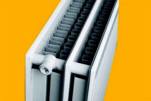 Формулы 33 панельный радиатор из стали