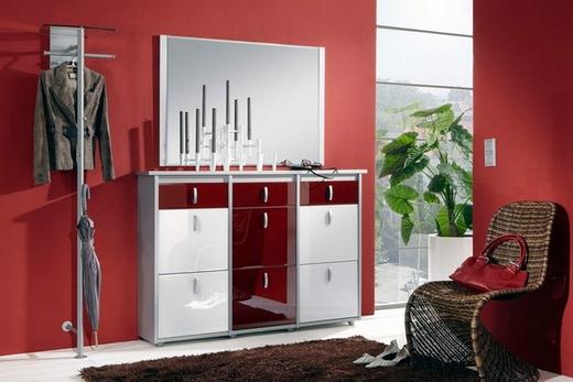 Стильный набор модульной мебели для прихожей, фото