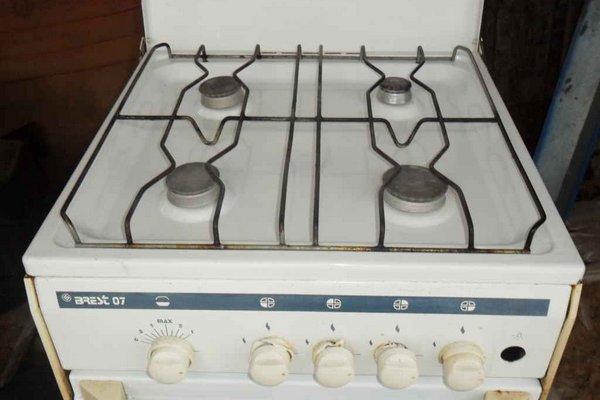 Малогабаритная плита 50х50 см