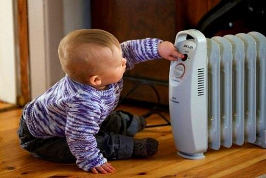 Отличная игрушка -масляный радиатор