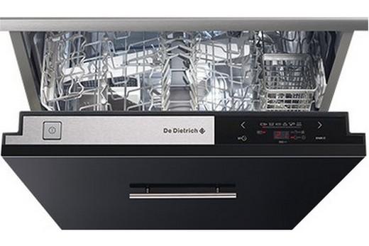 Посудомоечная машина De Dietrich DVH 1120 J премиум класса, фото
