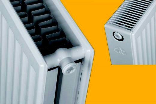 Формулы 22 панельный радиатор из стали