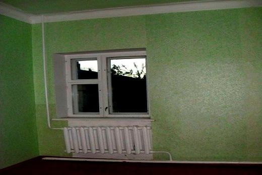 Радиатор должен быть мощнее в помещении с высоким потолком