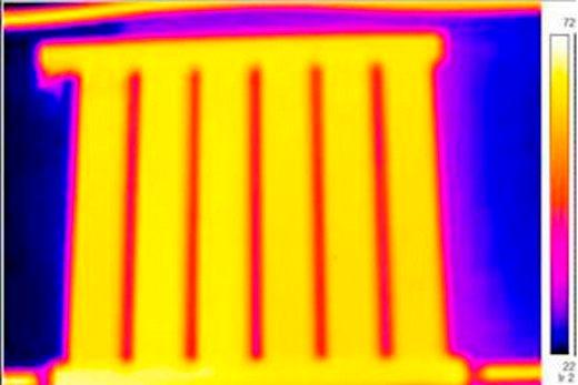 Вакуумный конвектор: его диаграмма распределения