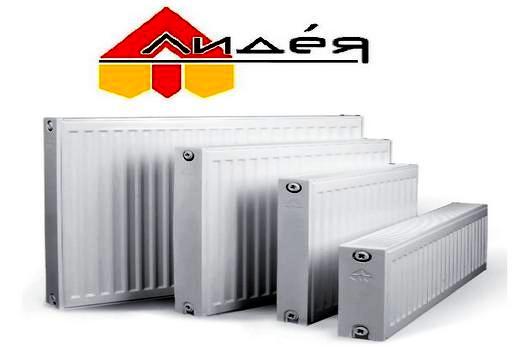 «Лидея» панельные радиаторы из стали