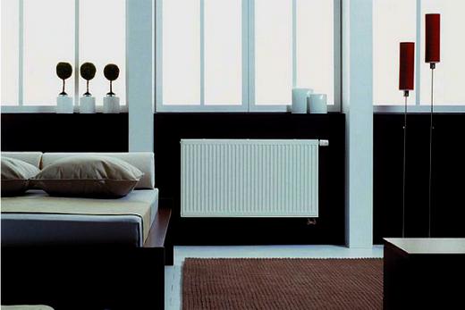 Масляный радиатор отлично гармонирует в любом интерьере комнаты
