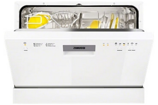 Компактная посудомоечная машина Zanussi ZSF 2415, фото