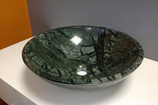 Раковина из натурального камня, фото