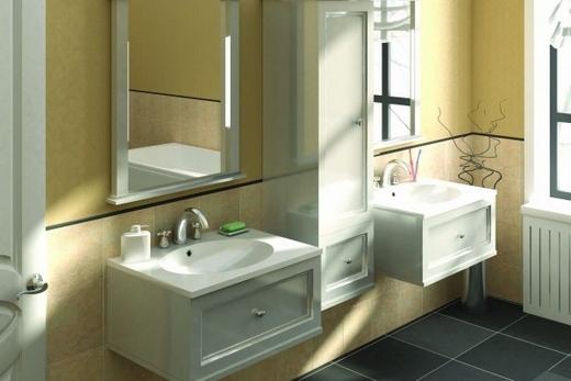 Раковина в ванную комнату, фото