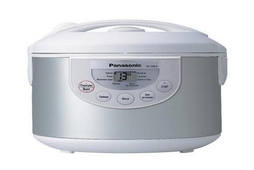 Panasonic SR-TMH18LTW мультиварка