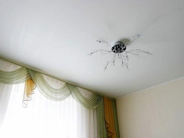 Потолок от фирмы ГлавПотолки