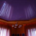 Фиолетовый и оранжевый цвета отлично сочетаются