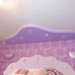 Для детской такой потолок в самый раз