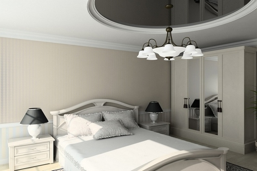 «Фотография» - вариант оформления потолка