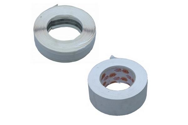 Бумажная металлизированная лента для штукатурных работ
