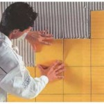 Вид плиточного покрытия