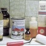 Ремкомплект для ремонта ванн эмалировкой