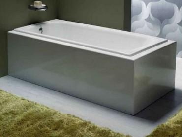 ванна с эмалевым покрытием