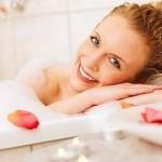 Хорошая ванна вызывает у пользователя радость и удовлетворение