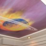 Ещё один космогонический сюжет на натяжном потолке