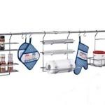 Кухонные аксессуары для рейлингов