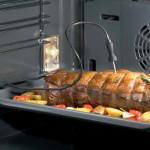 Встраиваемая духовка с свч-печью
