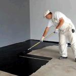 Гидроизоляция пола с бетонным основанием