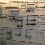 Для кухни подвесные рейлинги