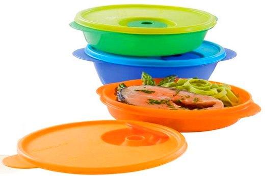 Посуда из пластика для микроволновки должна быть термостойкой