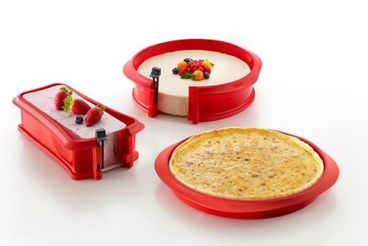 Силиконовая посуда для использования в микроволновке