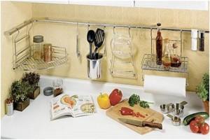 Кухонный рейлинг с множеством функций