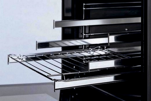 Устройство встроенной духовки с функцией свч