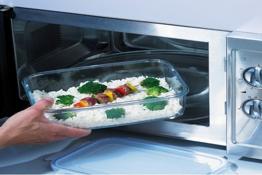 Посуда для микроволновки должна иметь маркировку