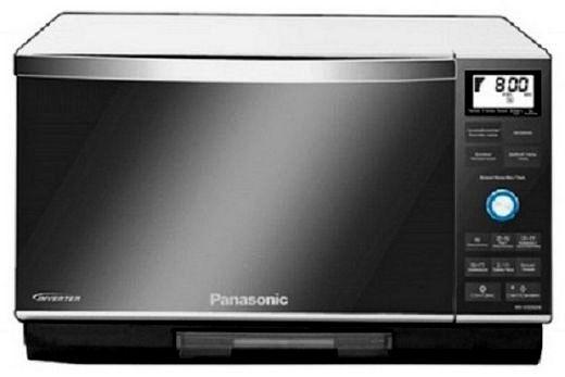 Дорогая микроволновая печь с функцией духовки