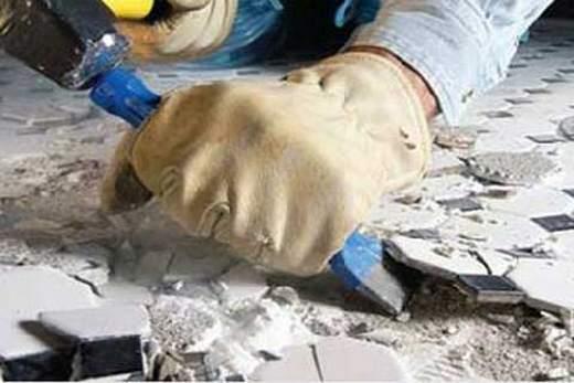 Напольное покрытие: капитальный ремонт
