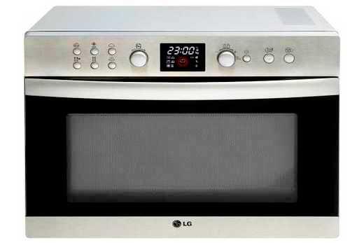 Свч-печь с духовкой марки LD