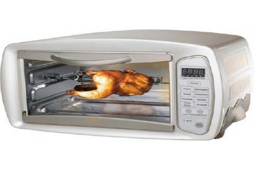Свч-печь + духовка и гриль
