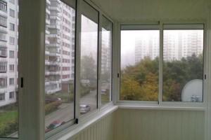 Остекление балкона - нужный этап