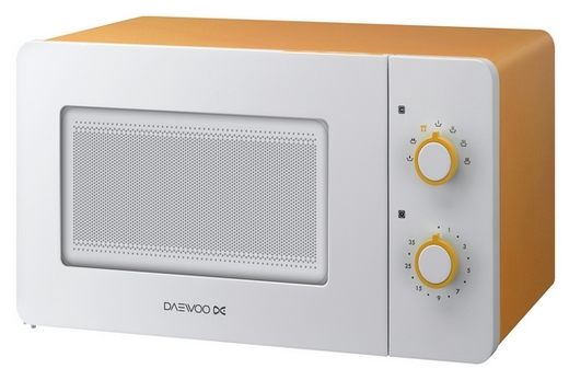Микроволновка бренда daewoo