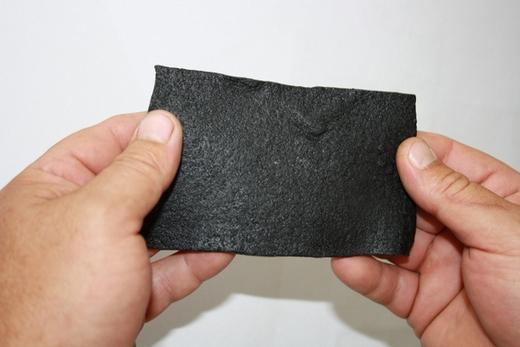 Используем напыляемый материал