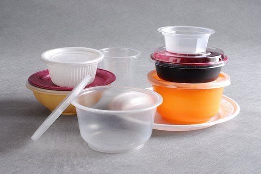 Пластиковая посуда для микроволновки должна быть промаркирована