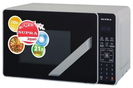 Микроволновая печь бренда supra