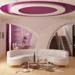 Натяжной потолок французского производства
