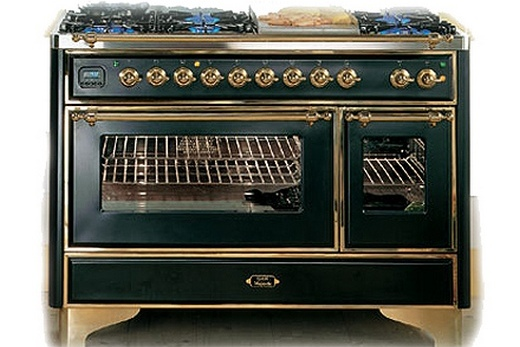 Кухонная плита Ilve из Италии
