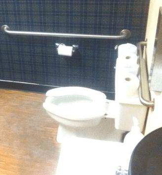 Кафельная плитка в дизайне туалета