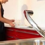Кухонный кран