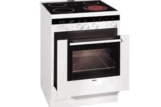 Кухонная плита с духовкой Siemens, ФРГ